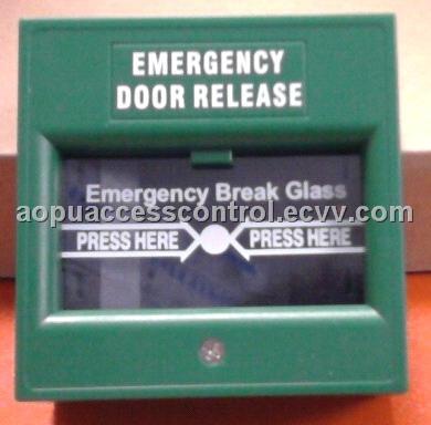 Break Glass Fire Emergency Door Release From China
