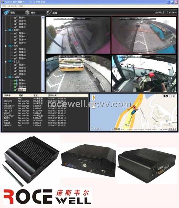 Video Recorder Car hd