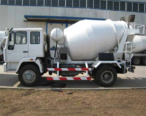 Mini Cement Mixer Concrete Mixer Trucks Mini