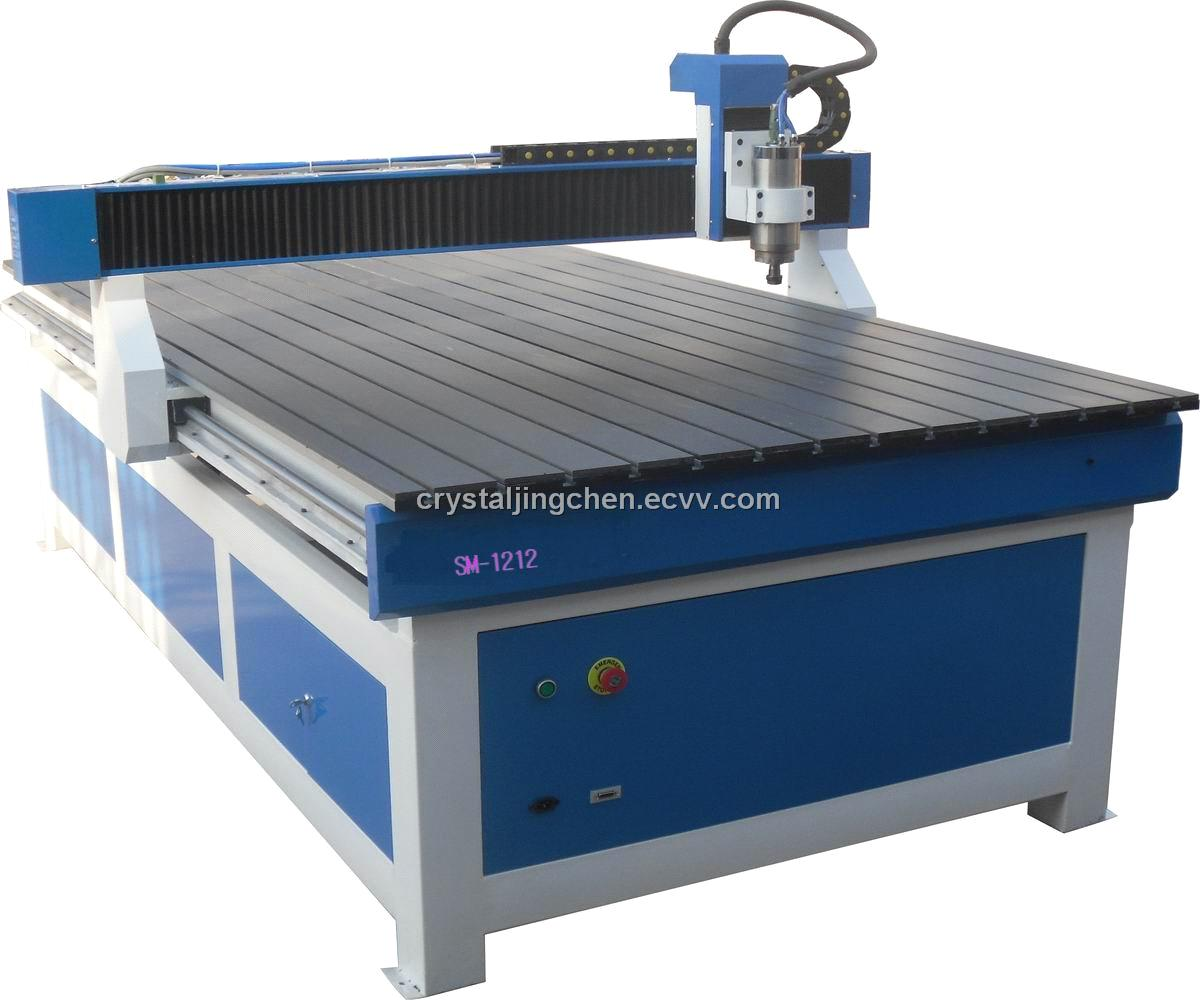PCB board cutting digital CNC Router Advertising machine ...