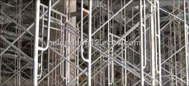 Scaffolding steel pipe tube for construction structure