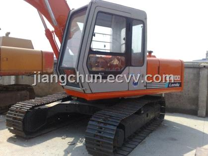 Used Hitachi 100-1 Crawler Excavator2