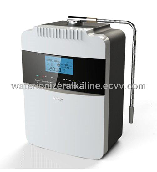 how to use the juptier water ionizer