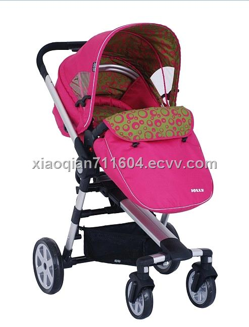 baby strollers G10-pink (G510-2) - China baby stroller, OEM