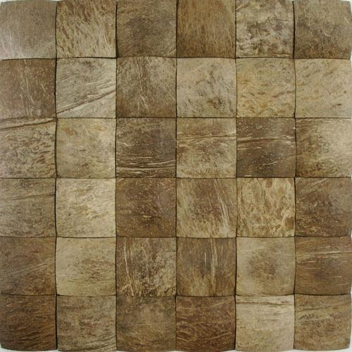 Big Square Coconut Mosaic Wall Tile For Home Decor Purchasing Souring Agent