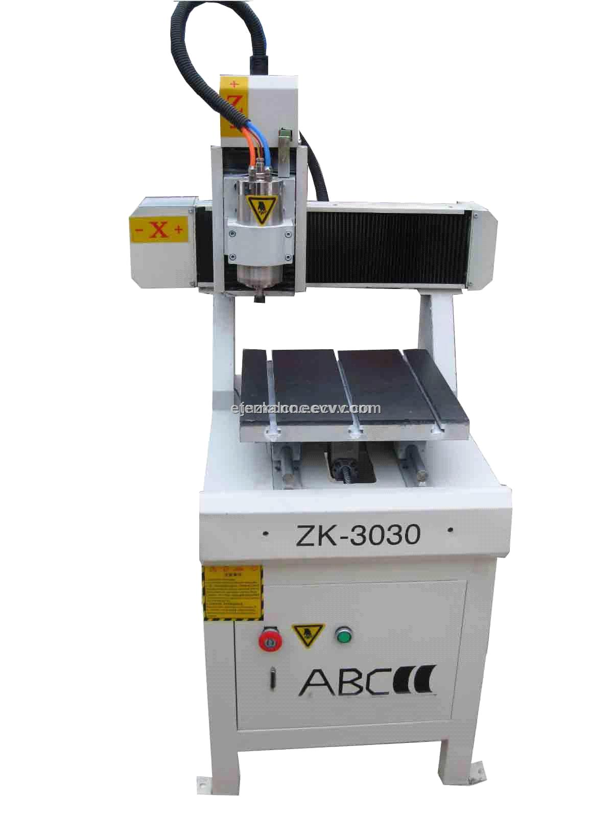 Desktop CNC Router Machine / Mould CNC Router Machine (EM3030) - China ...