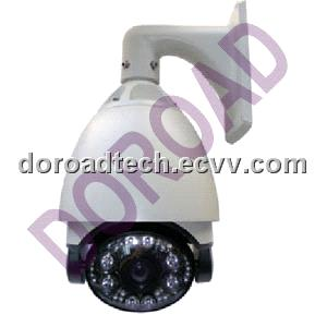 Outdoor IR PTZ Camera with IR Distance 120m