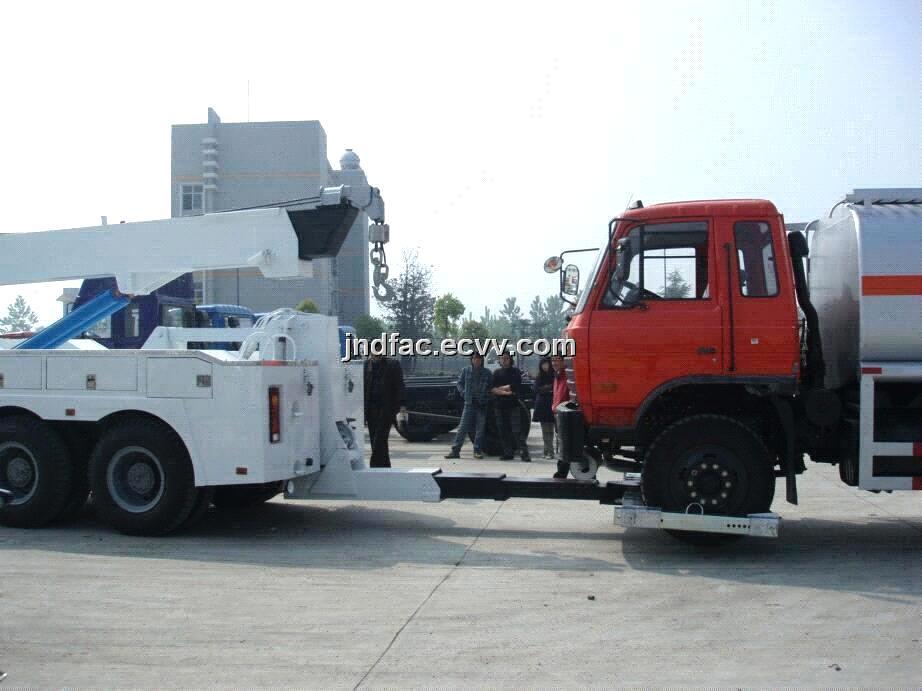 Heavy Duty Tow Trucks