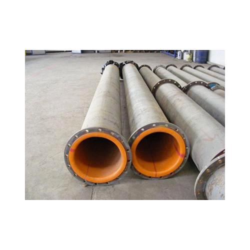 Years experience rubber lined carbon steel pipe fitting