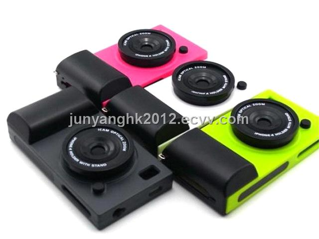 iPhone iphone4 phone cases : Camera Shape Cool Phone Case for iPhone (JY9888049) - China Cell Phone ...