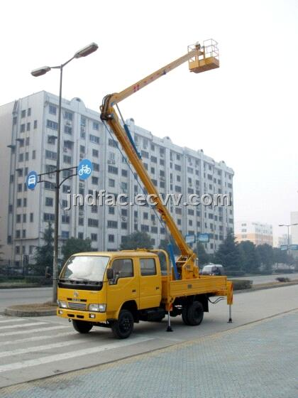 Dongfeng Truck Mounted Cherry Picker 16m2