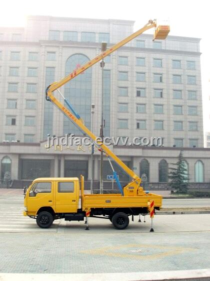 Dongfeng Truck Mounted Cherry Picker 16m3