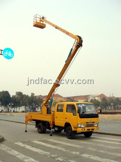Dongfeng Truck Mounted Cherry Picker 16m4