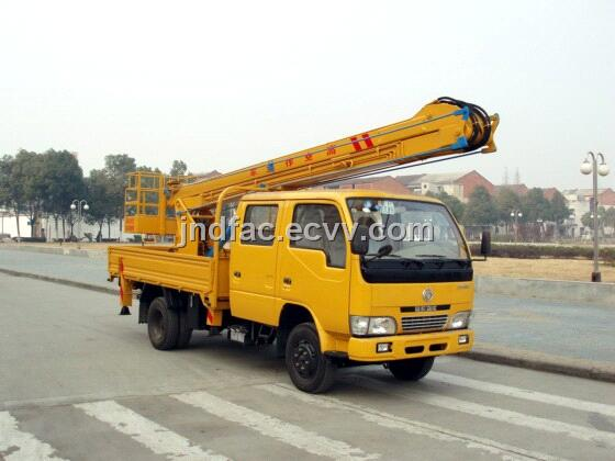 Dongfeng Truck Mounted Cherry Picker 16m5