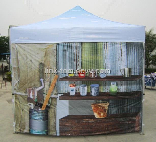 Dye Sublimation Printing Tent gazebo (40MM) - China gazebo, N