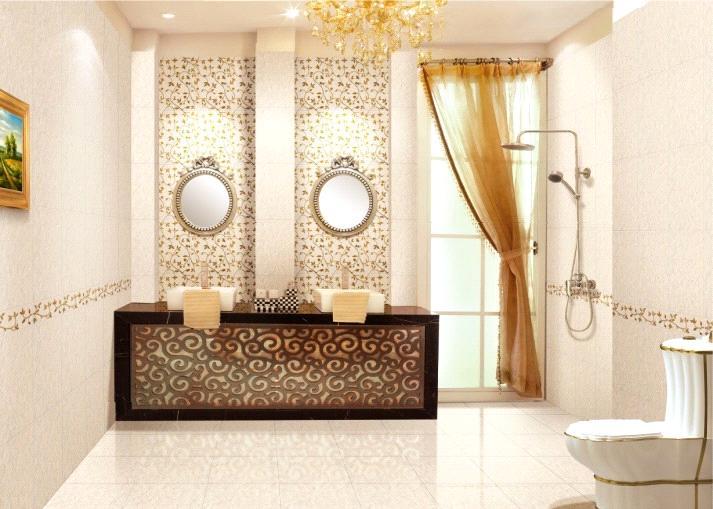 Interior Rustic Ceramic Wall Tile RB0570 Purchasing