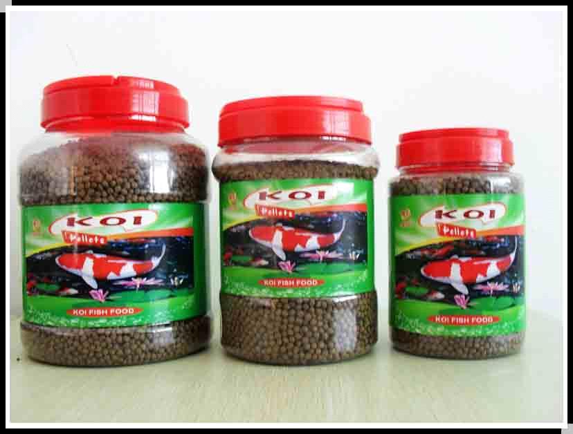 Koi pellet fish food aquarium fish food purchasing for Freshwater fish food