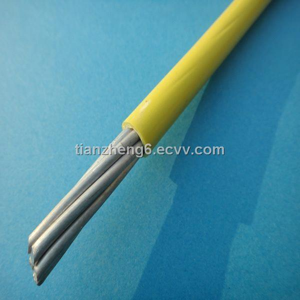 Overhead Electric Cable : Overhead pvc insulation aluminum electrical cable