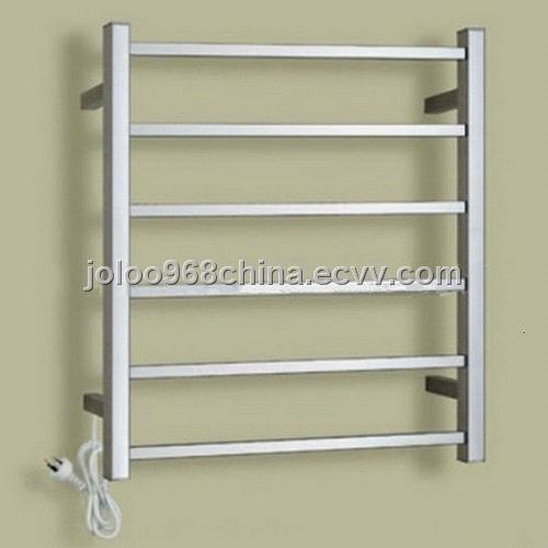 Stainless steel CE certification electric heating towel rack. Stainless steel CE certification electric heating towel rack  GS