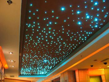 Sky effect ceiling