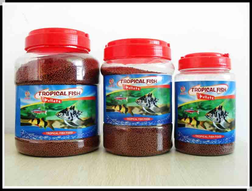 Tropical fish pellet fish food aquarium fish food for Aquarium fish food