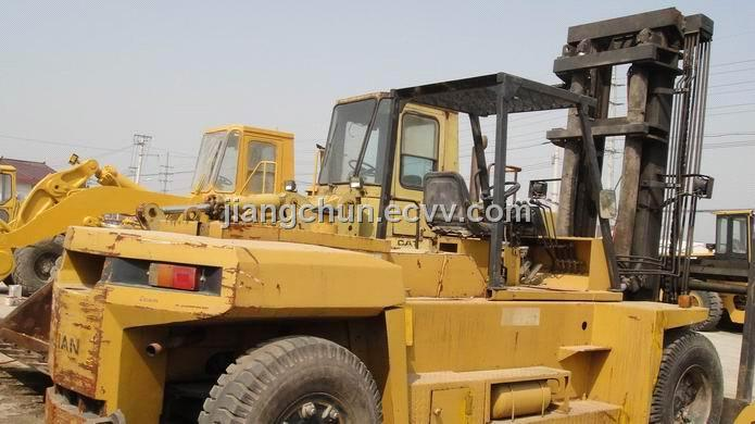 10 Ton Fork Lift Cat : Used forklifts for sale and lift trucks by