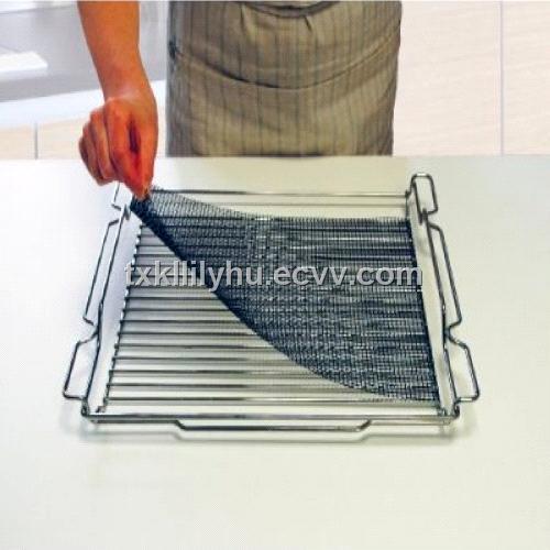 Ptfe coated fiberglass non stick reusable heat resistant for Is fiberglass heat resistant