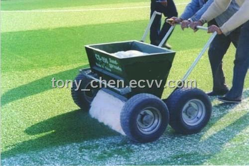 Rubber And Sand Spreader For Synthetic Grass Purchasing