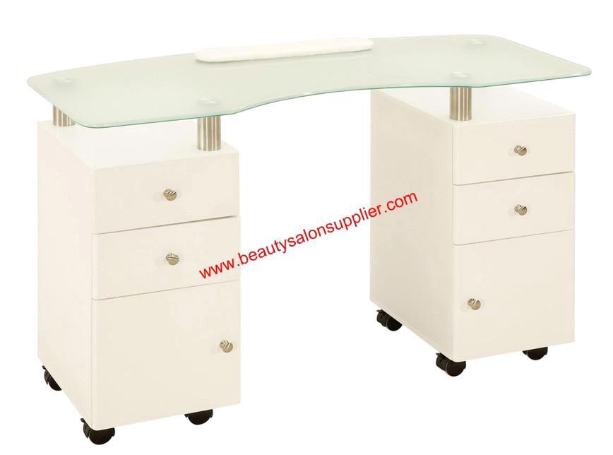Salon equipment salon furniture nail table manicure table for Nail salon equipment