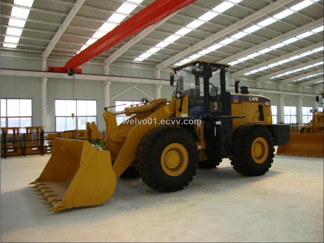 Wheel Loader Swm952 With Ce Purchasing Souring Agent