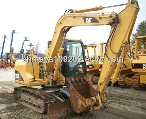 Used CAT 307C / Caterpillar 307C Excavator