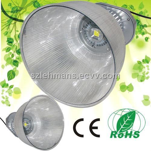 Led High Bay Prismatic Reflector: 40W Waterproof LED High Bay Lamp With Acrylic Reflector