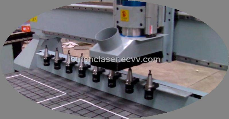 Automatic Tool Changer CNC Engraving Router-CNC Router ...