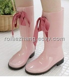 Cheap and Fashionable Women Rain BootsButterfly - China Cheap