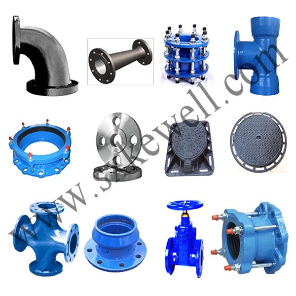 Ductile iron pipe fittings purchasing souring agent