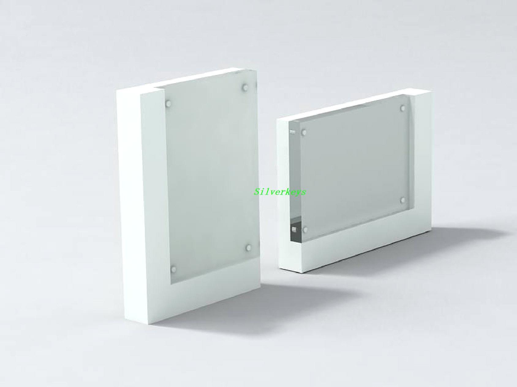 environment friendly photo frame acrylic
