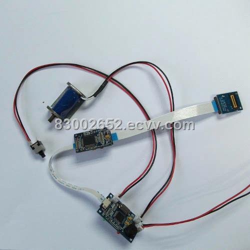 Map Sensor Persona: Fingerprint Bin Kit ZAZ-C002 Purchasing, Souring Agent