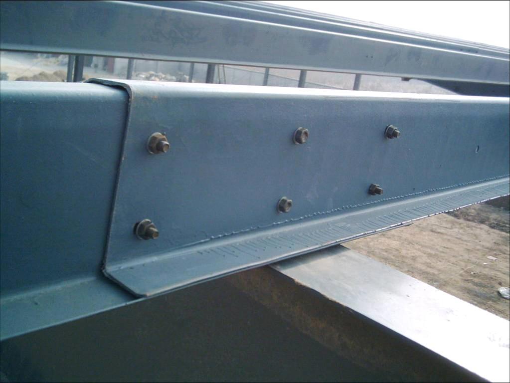 Galvanized Steel Purlin - China Galvanized Steel Purlin