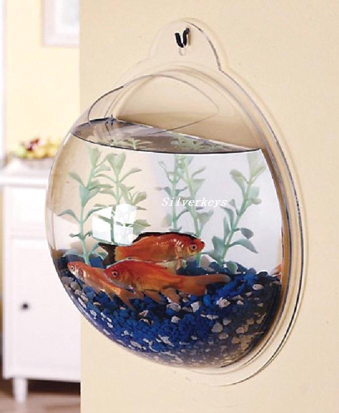 Custom Made Acrylic Portable Fish Tank And Aquarium Skyg