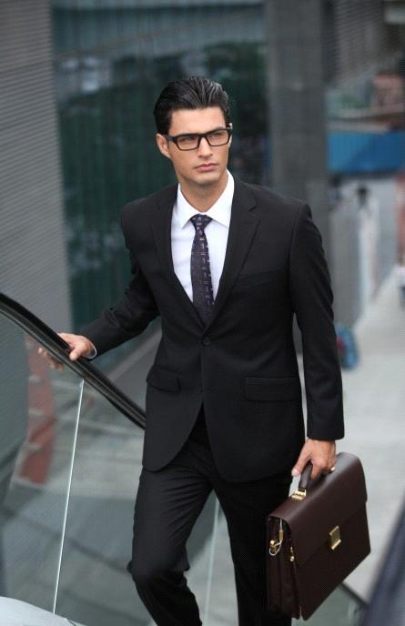 men s business dress suit   china dress suit men s suit western