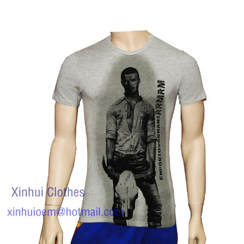 Oem service for printing t shirt silk screen heat for T shirt silk screening