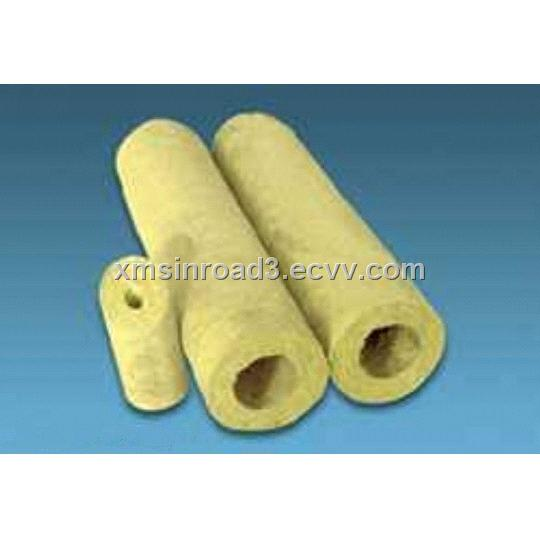 Rock wool pipe thermal insulation purchasing souring for Mineral wool pipe insulation