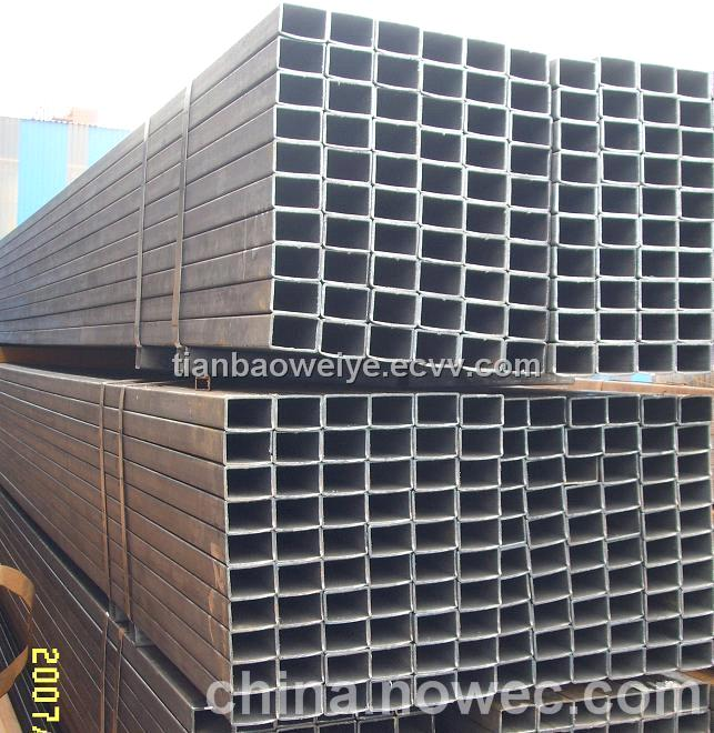 S square hollow section steel pipe shs
