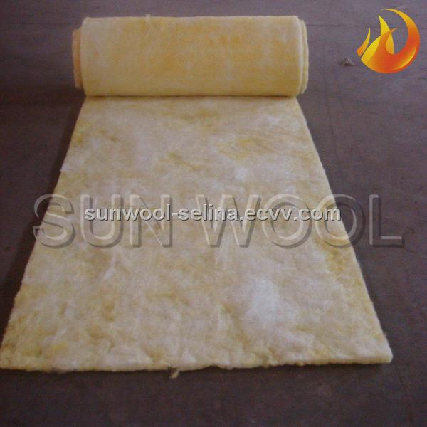 Sound insulation glass wool blanket purchasing souring for Glass fiber blanket insulation