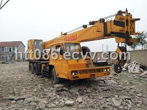 Used Truck Crane Tanado with Very Good Condition (TL200E)3