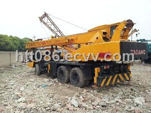 Used Truck Crane Tanado with Very Good Condition (TL200E)1