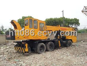 Used Truck Crane Tanado with Very Good Condition (TL200E)2