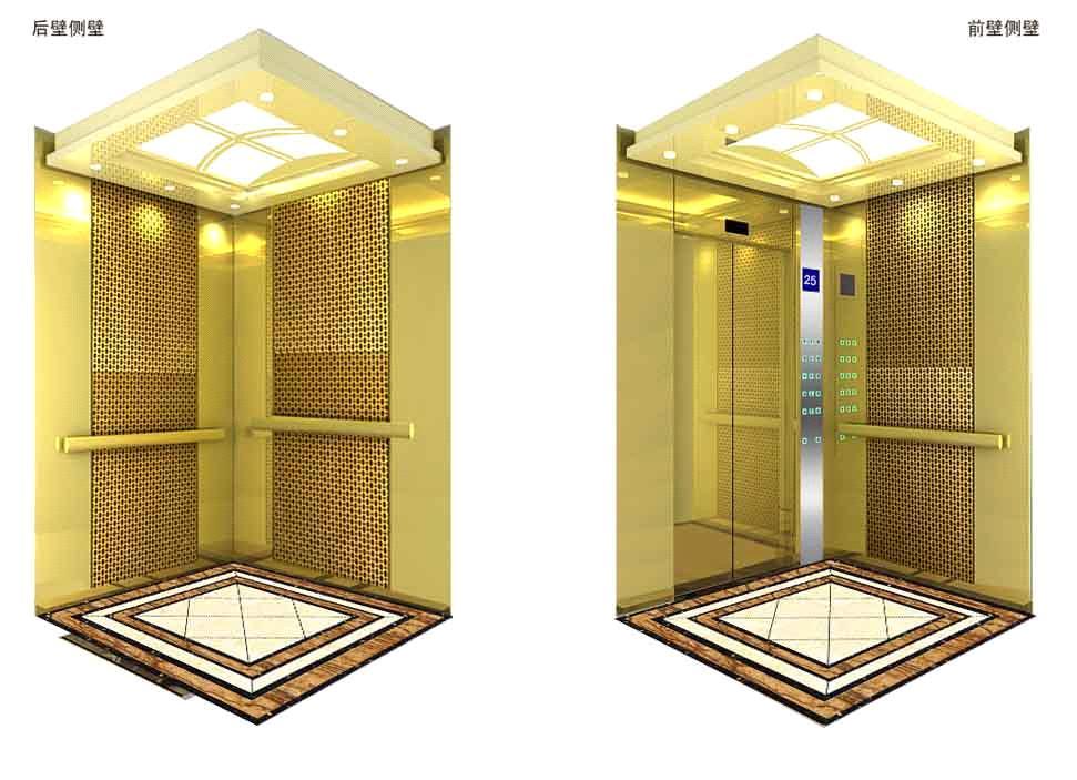 elevator cabin 6