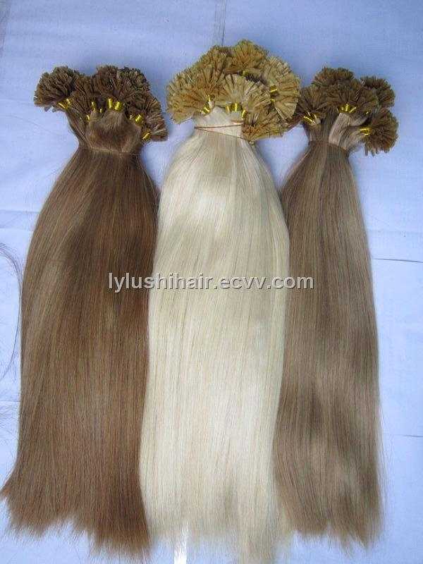 Pre Bonded Hair Extensions Remy 30