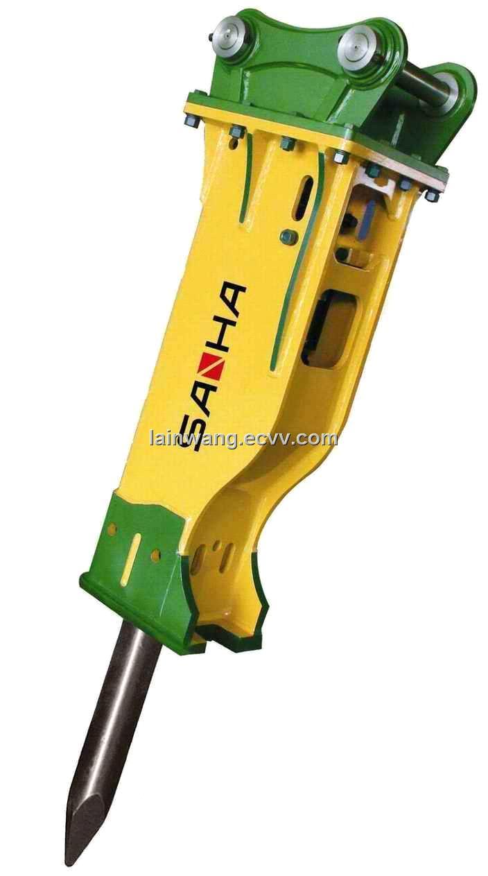 SANHA S135S Hydraulic Breaker